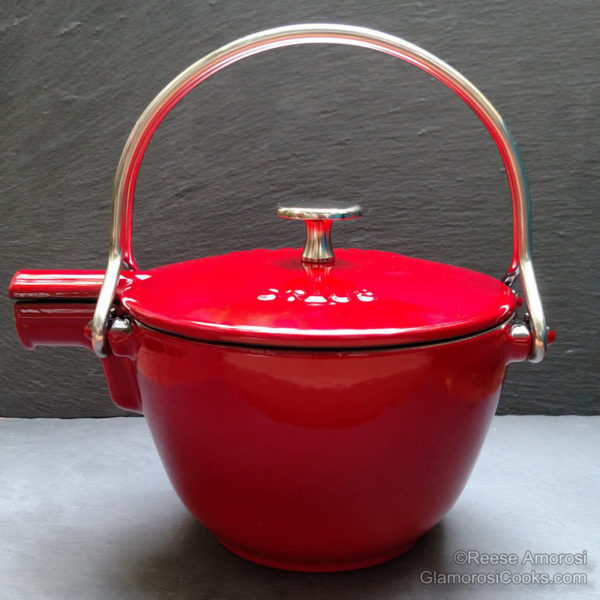 Review: Staub La Theiere Teapot